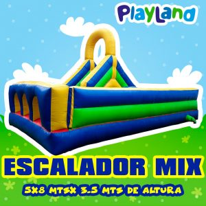 Escalador Mix