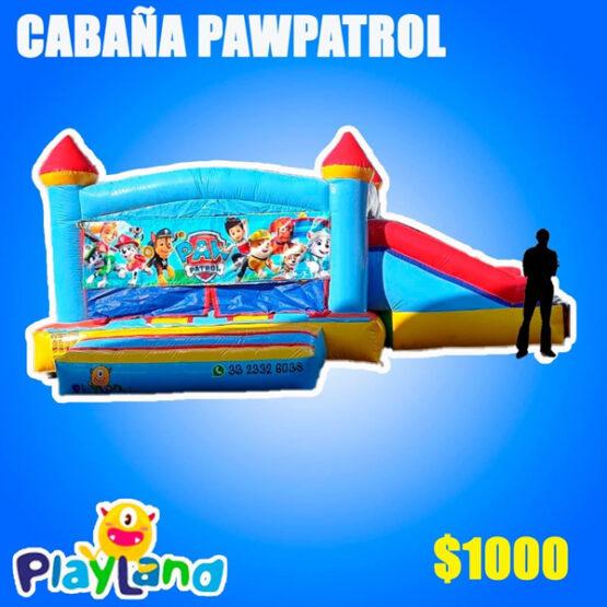 Cabaña Paw Patrol