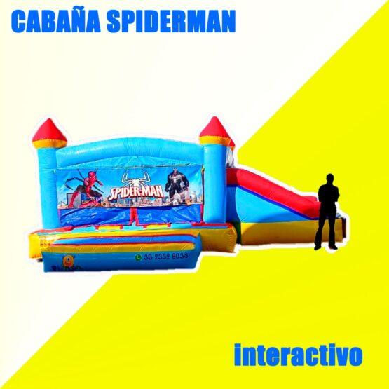Cabaña Spiderman