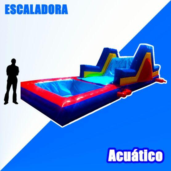 Escalador Acuático