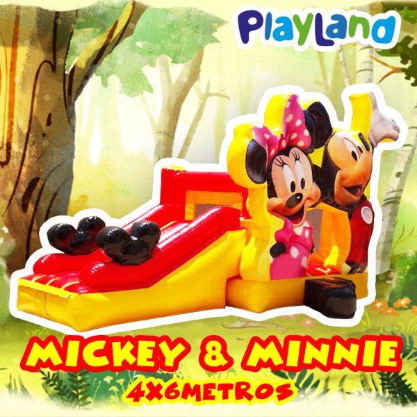 Mickey& Minnie