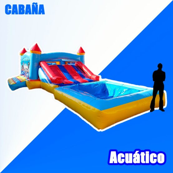 Cabaña acuática